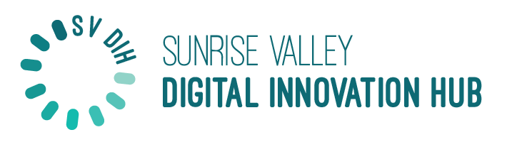 Sunrise Valley Digital Innovation Hub Logo