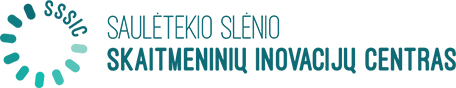 Saulėtekio slėnio skaitmeninių inovacijų centras Logo
